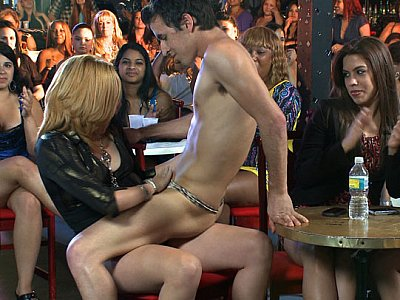 New Male Stripper