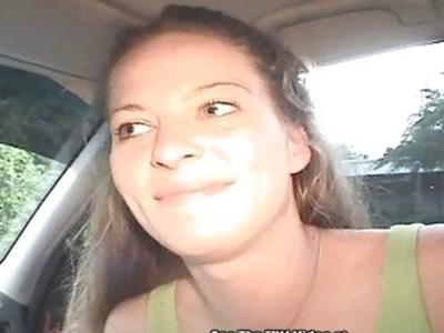 Criminal Carnie Hooker Doesnt Like My Cock
