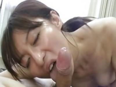 Miki Sugimoto  Small Tits JAV Wife Fucking