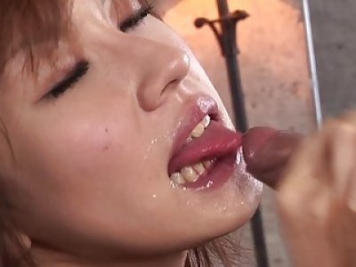 Cute Asian teet has a hot time getting fucked so w