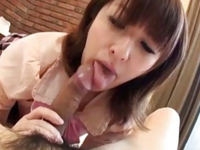 Hiromi Japanese schoolgirl enjoying hardcore sex
