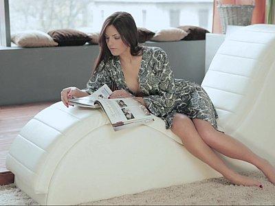 My beautiful French wife Cecilia De Lys