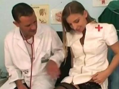 sexy Nurse is such good fucker