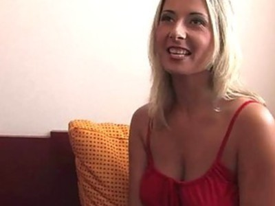 Slut receives a rough group thrashing for her cunt