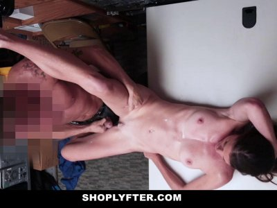 ShopLyfter Shoplifter Caught and Cocked