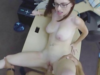 Horny sweet chick Jenny loves a great fucking cock